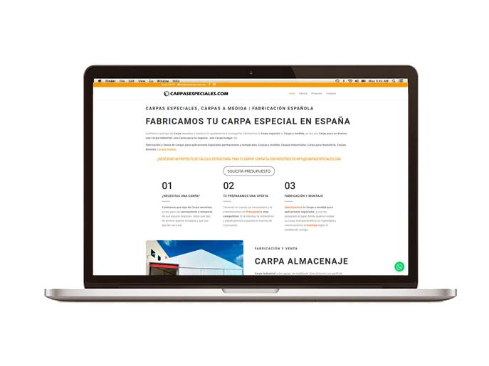 www.carpasespeciales.com